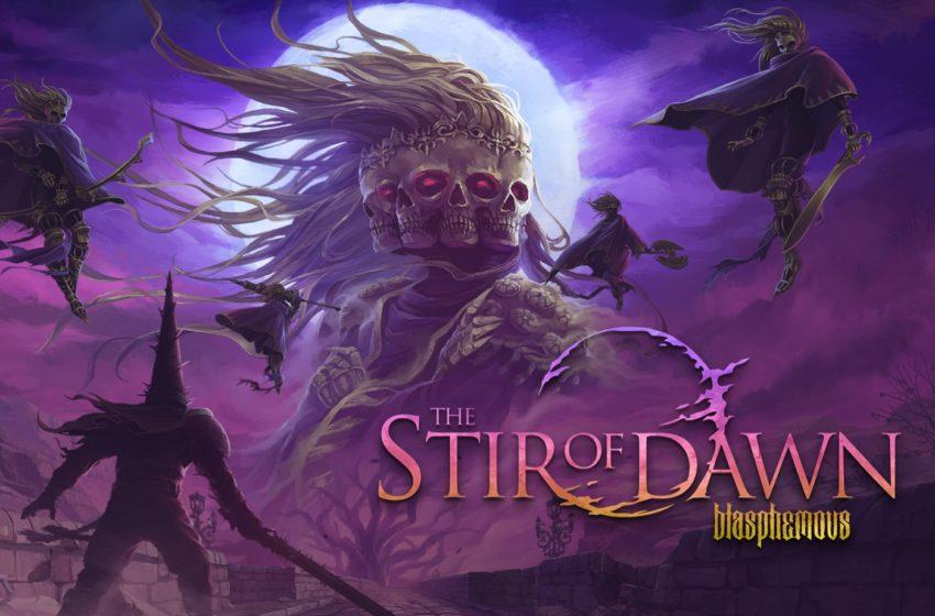 Blasphemous Stir of Dawn DLC