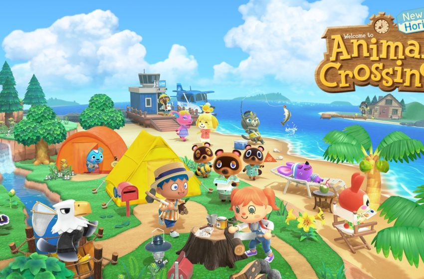 Animal Crossing: New Horizons sells 22.40 million copies, one-third of Switch players owns it
