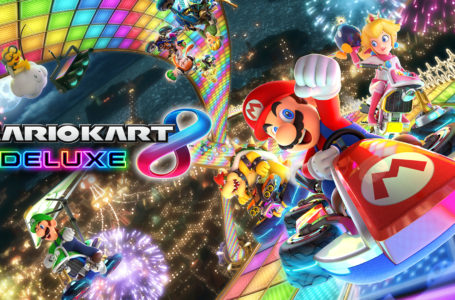Mario Kart 8 has become the best-selling racing game ever