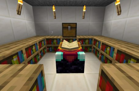 How to make an Enchanting Table in Minecraft