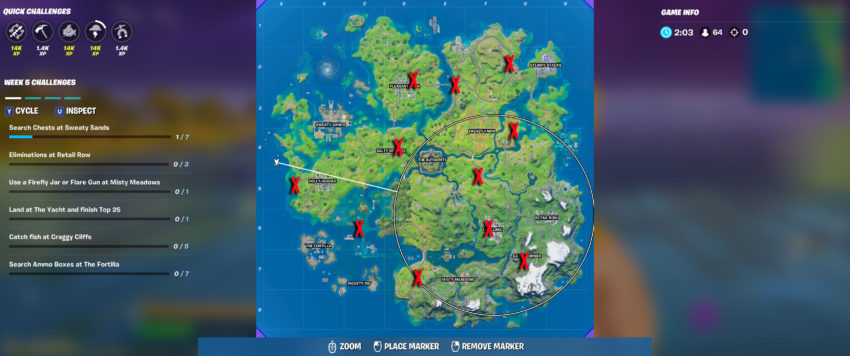 All Gas Station Locations