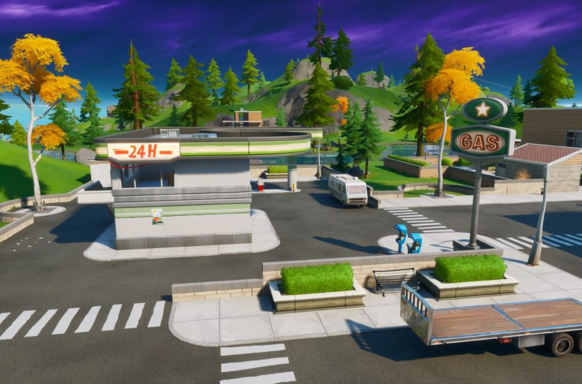 All Gas Station locations in Fortnite Chapter 2 Season 3