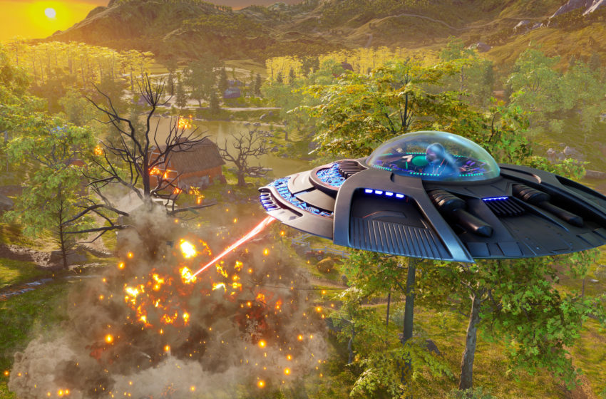 Destroy All Humans remake PC requirements minimum recommended specs
