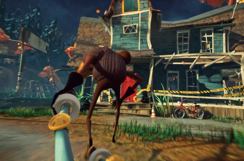 Will Hello Neighbor 2 release for PS5 and Xbox Series X?