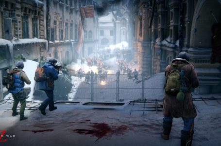 Does World War Z support crossplay?