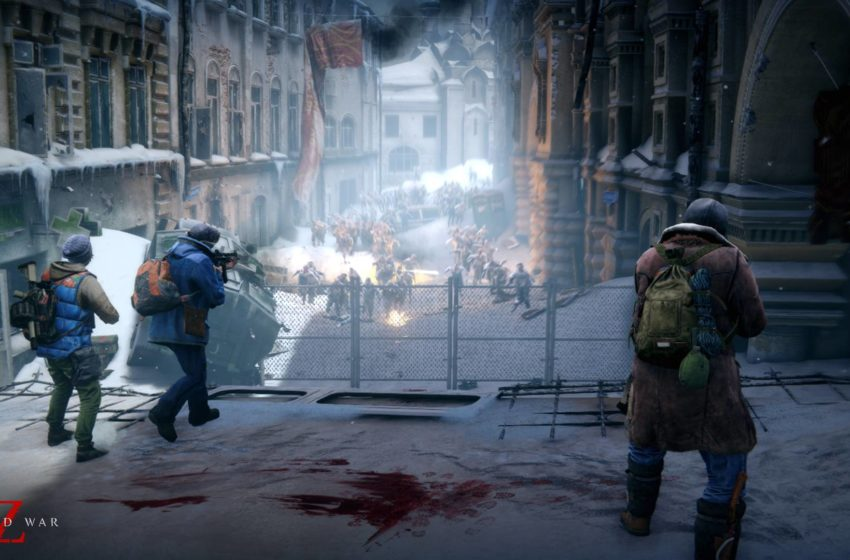 World War Z Cross Play