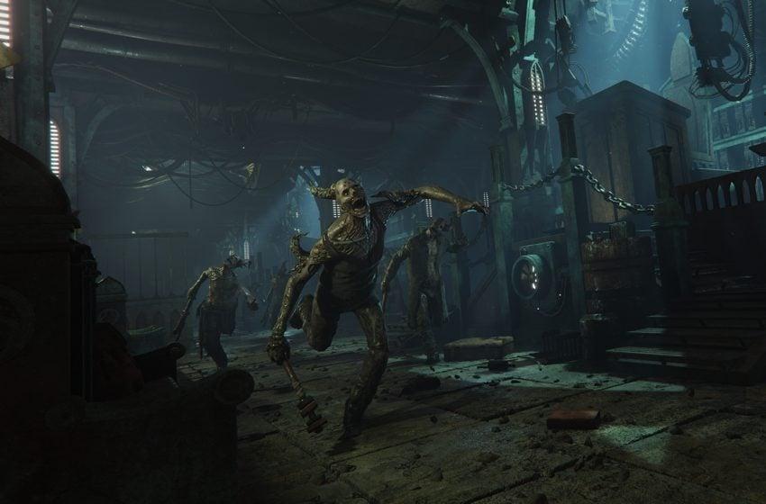 Warhammer 40,000 40k Darktide