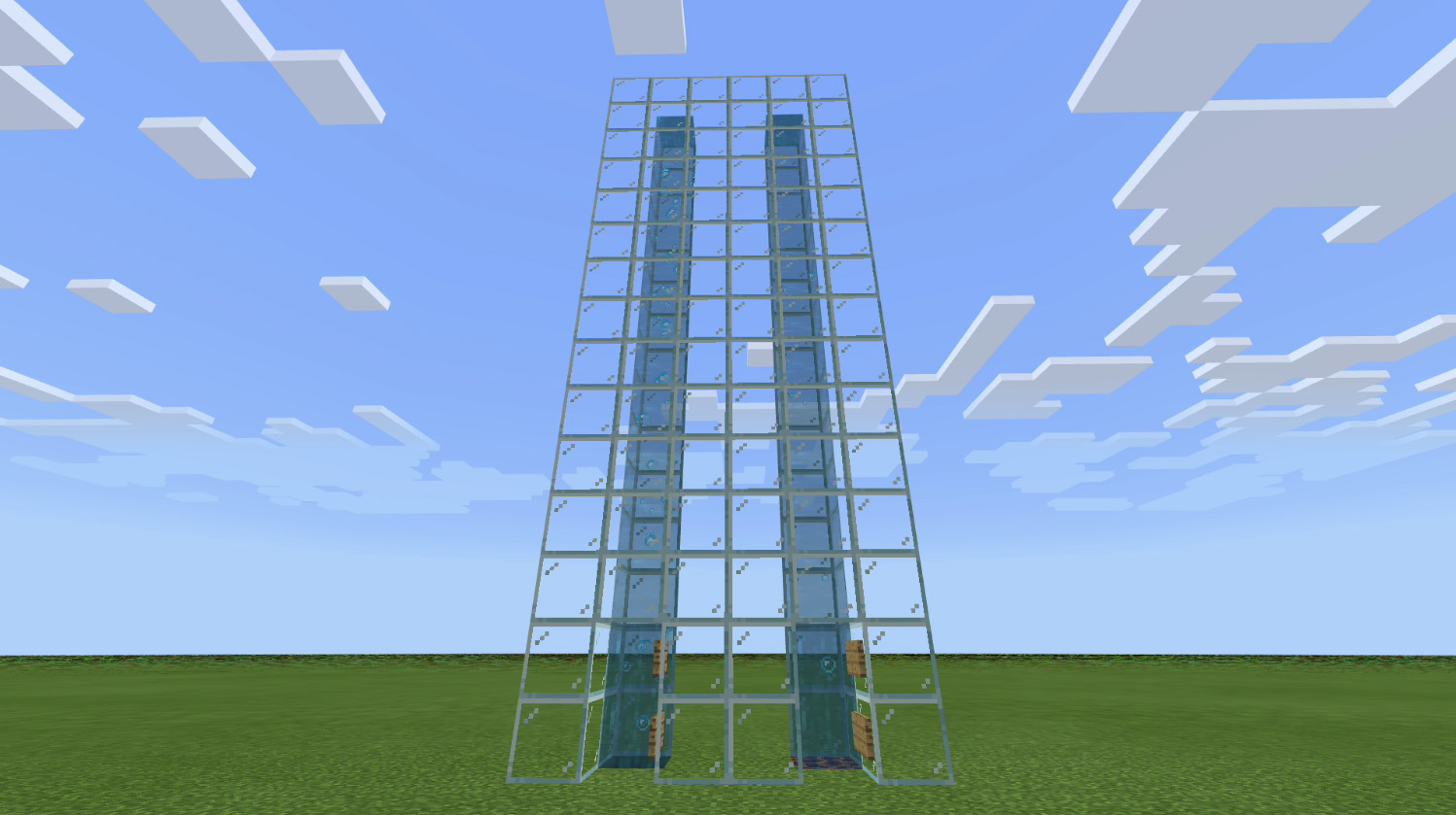 How to make an easy water elevator in Minecraft  Gamepur