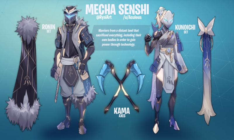 Mecha Senshi