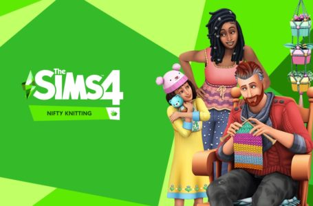 Is the Nifty Knitting stuff pack worth getting for The Sims 4?