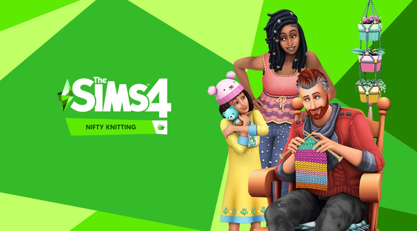 Is the Nifty Knitting stuff pack worth getting for The Sims 4?   Gamepur