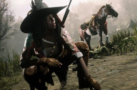 Where to find the legendary foxes in Red Dead Online – Marble, Ota, Cross Fox