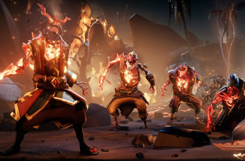 How to find Ashen Lords in Sea of Thieves Ashen Winds update