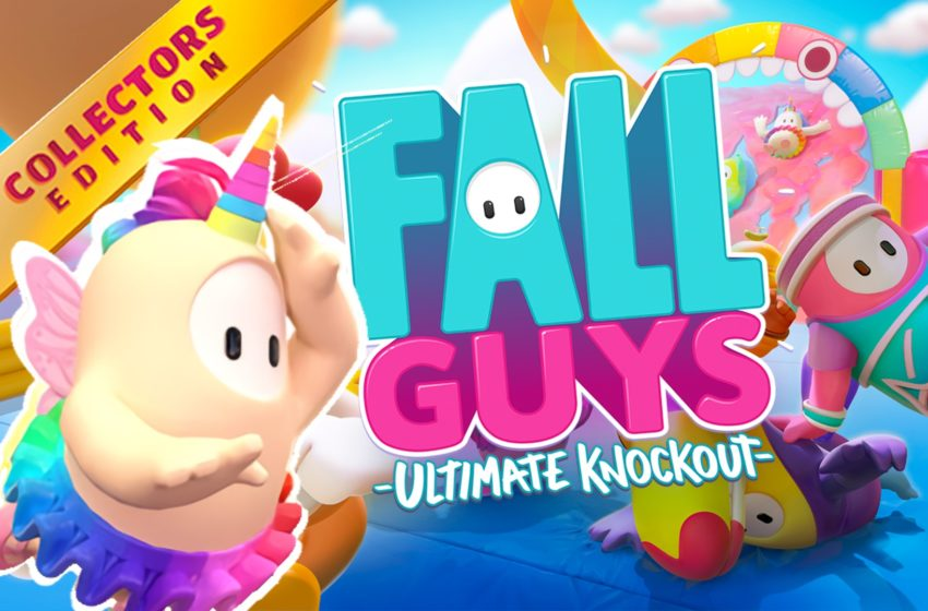 collector's edition fall guys ft Fairycorn