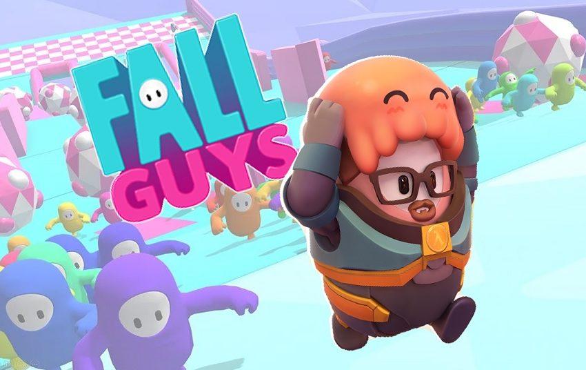 Gordon Fall Guy running