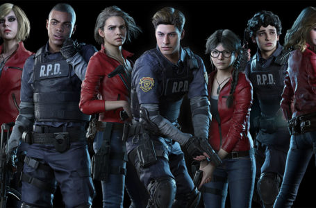 Leon and Claire paid costume DLC coming to Resident Evil Resistance in August