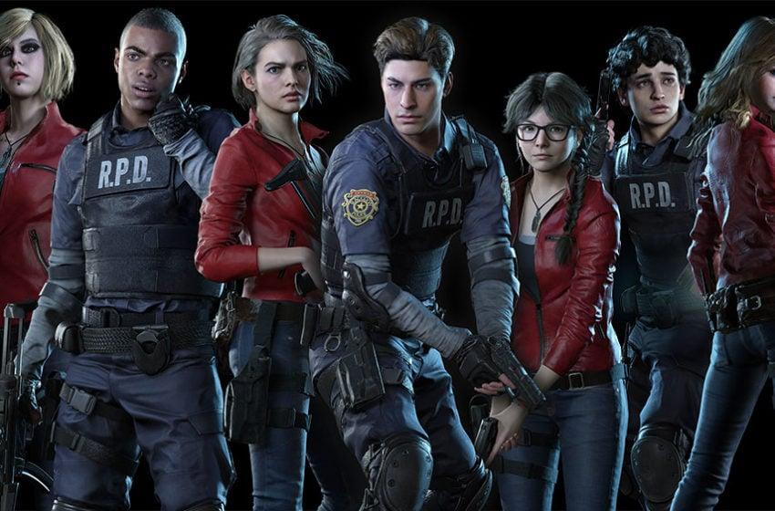 via Resident Evil Twitter (@RE_Games)