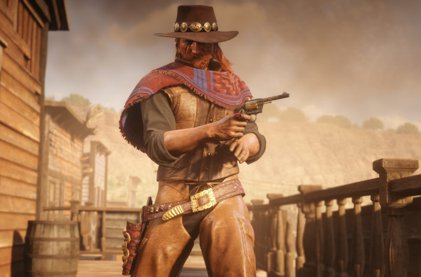 Red Dead Online reportedly set to bring the scares with major Halloween update