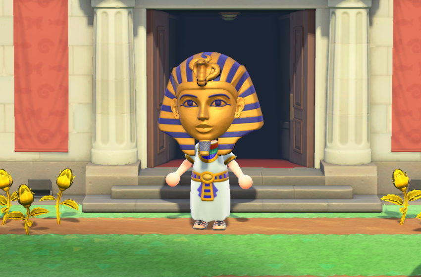 How to get the King Tut Mask in Animal Crossing: New Horizons