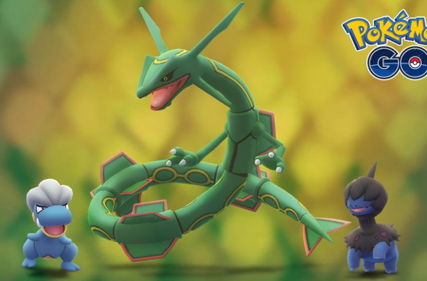 How to beat Rayquaza in Pokémon Go – Weaknesses, counters, tactics