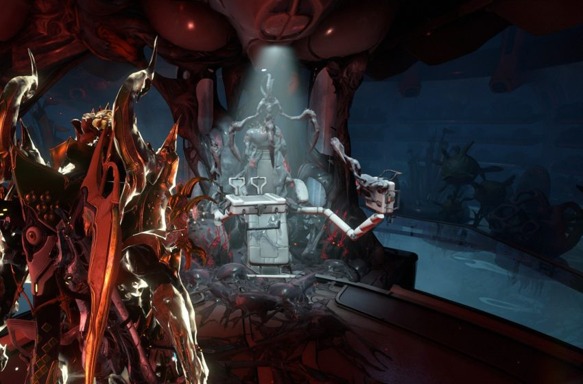 What is the Helminth Chrysalis System in Warframe?
