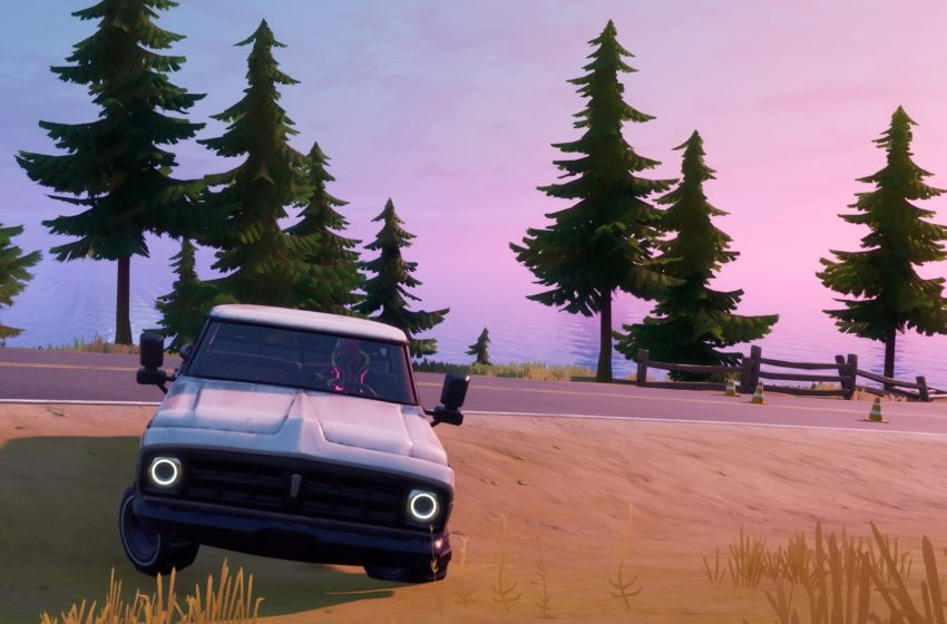 What are the car locations in Fortnite Chapter 2 Season 3?