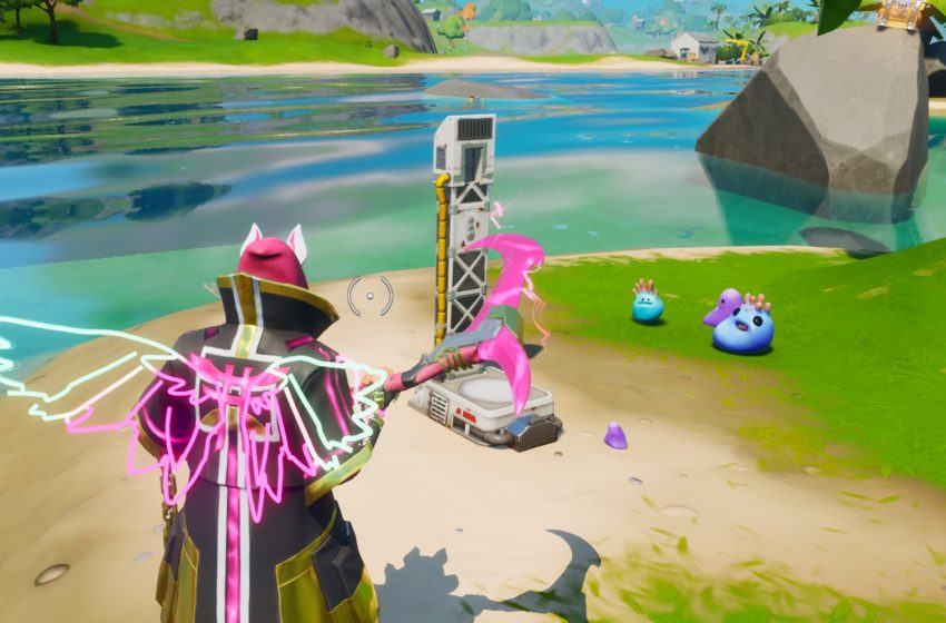 How to complete the Coral Buddies Modern Age quest in Fortnite Chapter 2 Season 3 – To Infinity and Beyond
