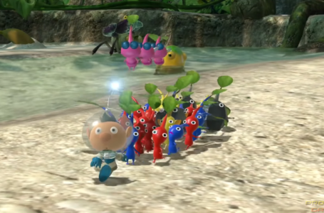 What is the release date of Pikmin 3 Deluxe?