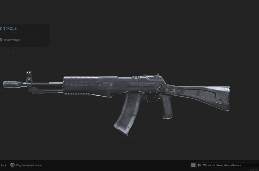 Best AN-94 Loadouts for Modern Warfare and Warzone