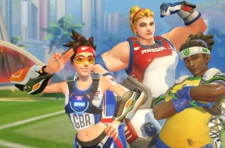 Every Overwatch Summer Games event skin