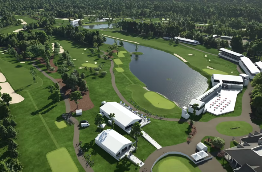How to get out of bunkers in PGA Tour 2K21
