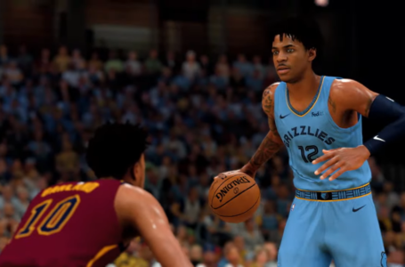 How to face the ball in NBA 2K21