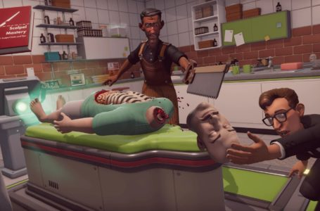 How to give Bob a heart transplant in Surgeon Simulator 2