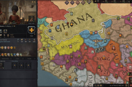How dynasties work in Crusader Kings 3