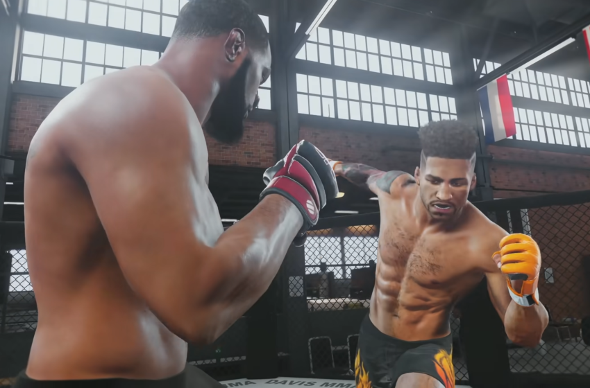 How to earn a UFC contract in UFC 4