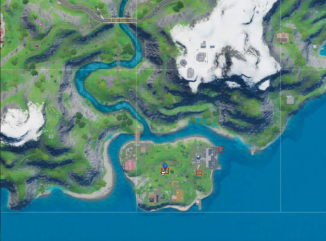 Campfire Locations
