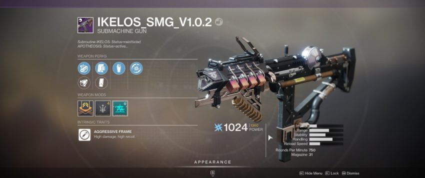 Ikelos SMG
