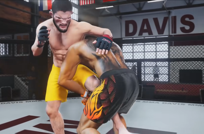 UFC 4: 5 ground defense tips you need to know