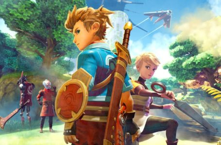 Zelda-like Oceanhorn 2: Knights of the Lost Realm is coming to Nintendo Switch this fall