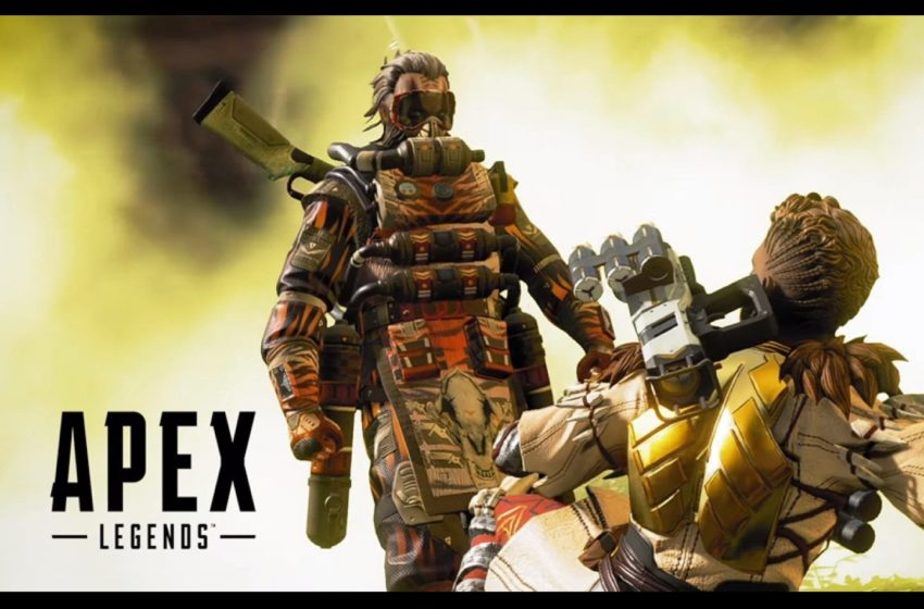 Apex Legends Always be closing evolved