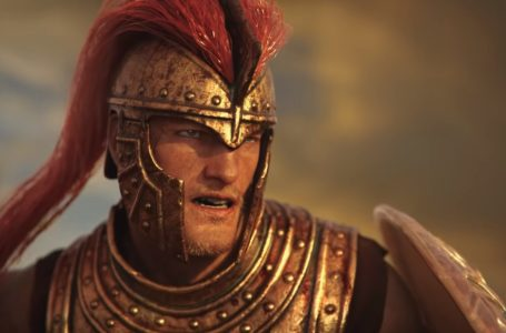 How to play as Achilles in A Total War Saga: Troy