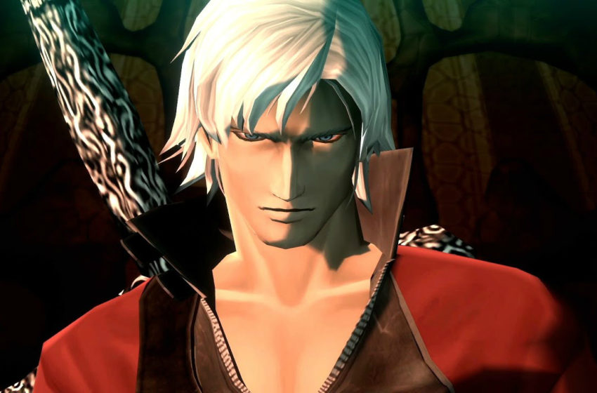 Dante from Devil May Cry coming to Shin Megami Tensei III: Nocturne HD Remaster
