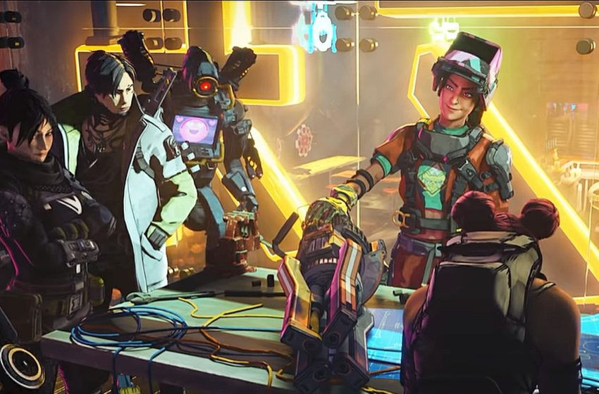 Here's how we think crafting will (and won't) work in Apex Legends Season 6