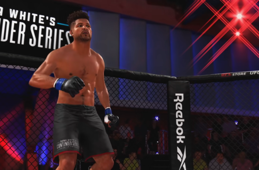 How to earn a contract with Dana White's Contender Series in UFC 4