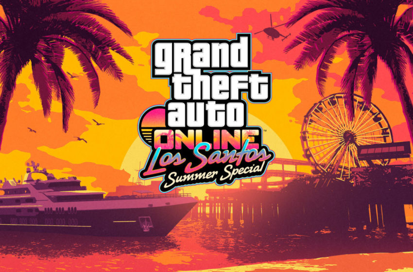 Everything included in the GTA V Online Summer Special Update – New cars, races, co-op missions, battles