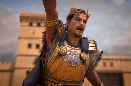 How to play as Paris in A Total War Saga: Troy
