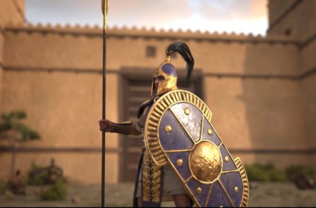 How to play as Hector in A Total War Saga: Troy
