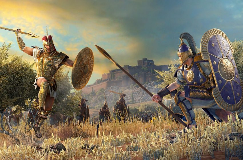 What are the system requirements for A Total War Saga: TROY?