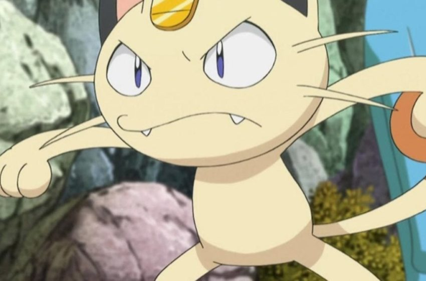 List of all Cat Pokémon