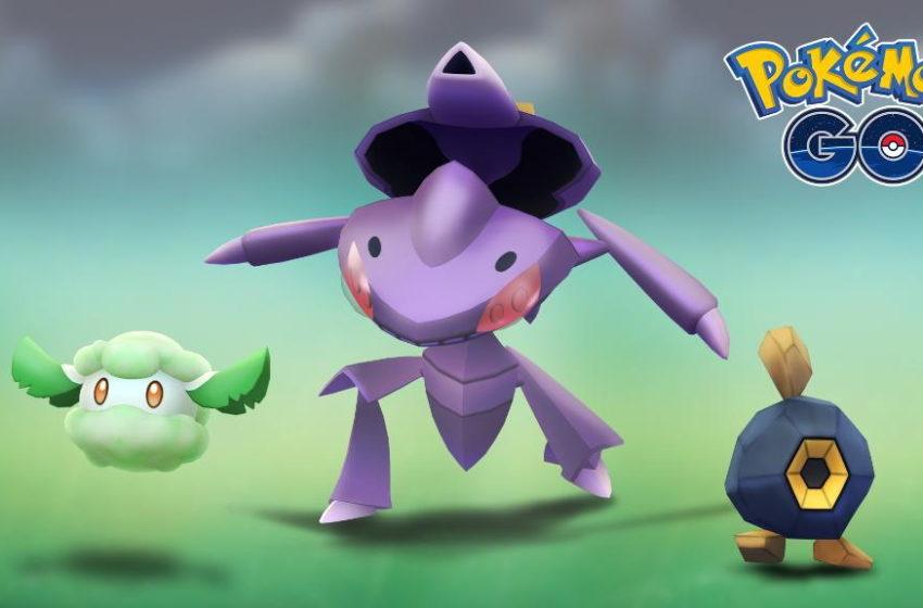 Best moveset for Genesect in Pokémon Go
